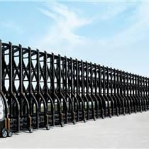 天津靜海安裝伸縮門,安裝電動伸縮門,安裝電動門廠家
