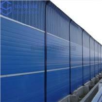 河北金标提供 泸州市白招牌高架桥隔音墙工程安装