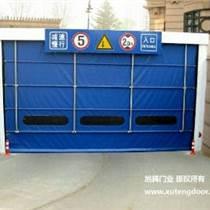 天津PVC高速升降門天津雷達感應快速卷簾門