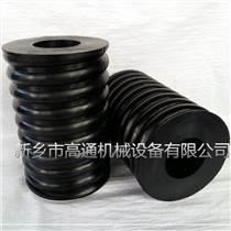 復合鋼絲橡膠彈簧直徑15025080mm振動彈簧