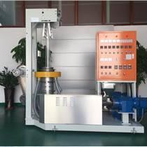 小型共挤试验室自粘料 填充料 降解料吹膜机