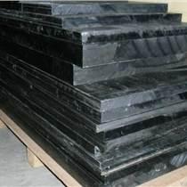 進口黑色PA66板棒精工尼龍板棒加工