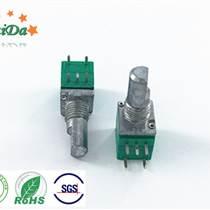 深圳廠家R097NS五腳開關電位器調速器
