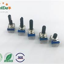 深圳廠家R111G雙聯電位器調音電位器