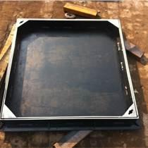 福州球墨隐形井盖厂家 福州不锈钢隐形井盖加工