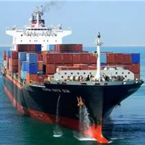 海运服装到加拿大费用 服装出口运输