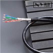 高柔拖鏈電纜8芯工業相機用高柔性拖鏈屏蔽電纜