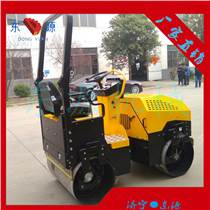 產地貨源1t雙鋼輪振動座駕式壓路機