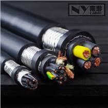 高柔性屏蔽拖链电缆上海南游厂家定制生产