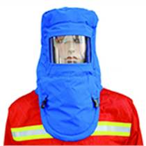 耐低溫防液氮頭罩防寒頭罩加氣站LNG頭罩液氮防護面罩
