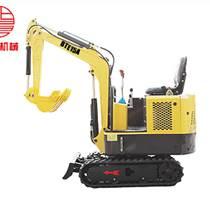 1.5吨挖掘机农用小挖机微小型挖掘机厂家洛阳北唐机械