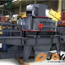 沖擊式制砂機對基礎建設的貢獻