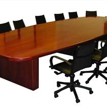 天津烤漆會議桌板式會議桌