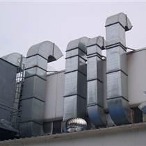 福永專業廚房排煙通風系統 白鐵皮通風工程