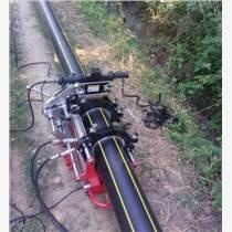 天津PE天然气管道全自动热熔焊接机