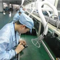 深圳電子廠烙鐵焊錫排煙管道安裝