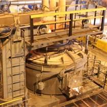 0.5T-150T煉鋼電弧爐