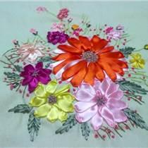 美嘉艺丝带绣可以根据消费者的具体需求定制