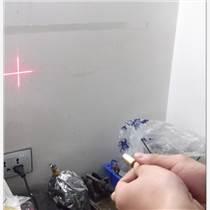 機械設備對線用紅光十字器