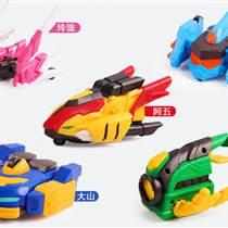 临沂顺发玩具批发 猪猪侠超星舰队玩具套装