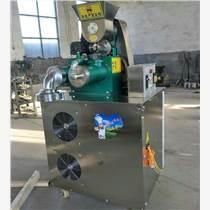 益翔 新型玉米面條機廠家 鋼絲面機器加工視頻