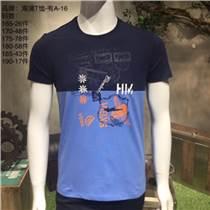 男装品牌t恤低价批发进货厂家