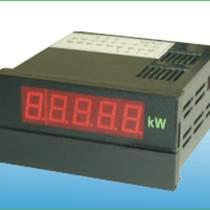 上海托克TE-BW194Q-R無功率帶通訊接口功率表