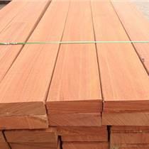 上海易洲廠家直銷馬來菠蘿格防腐木板材