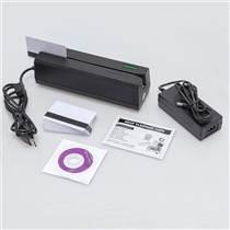 MSR605全三軌高亢磁卡讀寫器磁卡寫卡器
