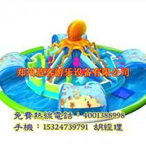 內蒙古通遼充氣水上樂園設備直銷