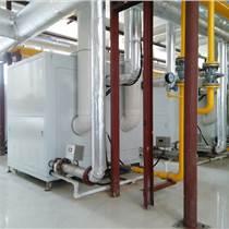 全预混硅铝冷凝燃气锅炉的技术特点