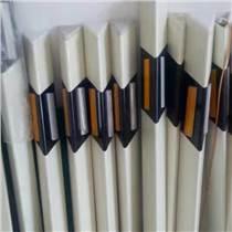黃色反光材料pvc輪廓標