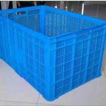 大型塑料廠加工標準物流箱斜插箱折疊箱零件盒