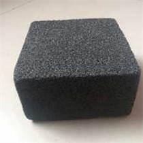 黑色水泥發泡保溫材料