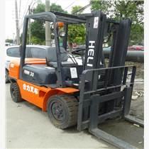 出售合力3噸柴油叉車運輸搬運設備二手叉車