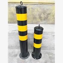 南充道路防撞防护柱钢管警示柱