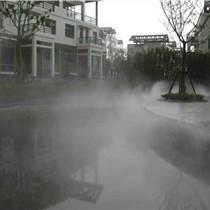 国内人造雾喷雾降温设备系统