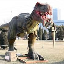 海南大型玻璃鋼恐龍雕塑侏羅紀公園展廳展示雕塑