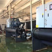 上海螺桿式工業冷水機組