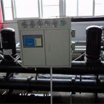 水冷式螺桿冷水機組