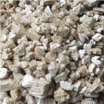 優質保溫蛭石 銀白色蛭石隔音 隔熱 吸聲 銀白色膨脹