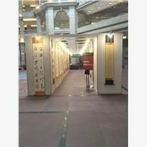 广州口碑服务展览厂家 展览铝型材展架安装