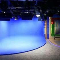 小学校园虚拟演播室建设