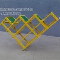 可移動絕緣登高凳JYD-GD-0.9m雙層玻璃鋼