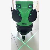 莱赛4线激光水平仪绿光高精度自动打线LD蓝光红外投线