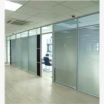 玻璃高隔墻_辦公室玻璃隔斷_玻璃高隔間