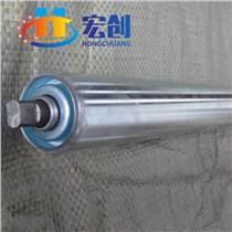 工廠直銷無動力滾筒|鍍鋅無動力|輸送線滾筒|廣州滾筒