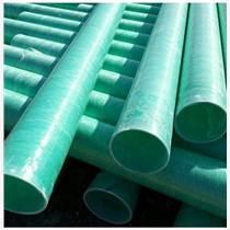 上海廠家供應玻璃鋼管玻璃夾砂管