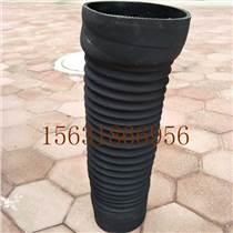 厂家供应橡胶变径伸缩管 高架桥下水道排水管