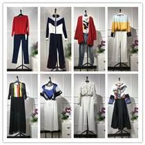 找过季品牌尾货批发公司统衣服饰 长期女装折扣批发